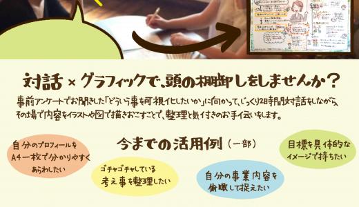 【関東・6-8月限定】可視カフェお申込み募集中!