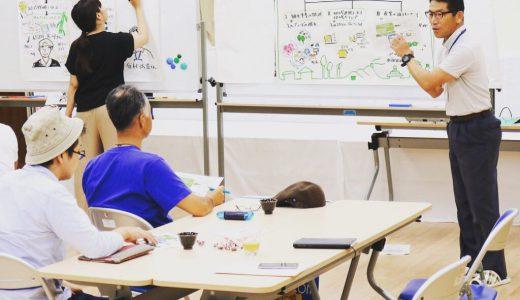 【2年間総まとめ】鹿児島でグラフィックレコーディングを始めて初心者がグラレコ班ディレクターや講師になるまで